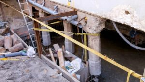 Commercial Foundation Repair in Canyon Lake